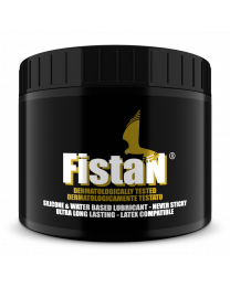 Fistan Water & Silicone Lubricant - 500 ml