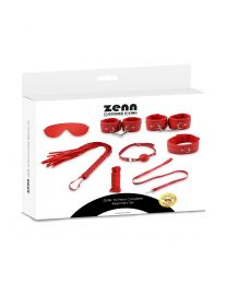 ZENN 10-Piece Complete Beginners Set - Red