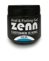 ZENN Anal & Fisting Gel - 500 ml