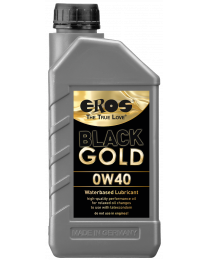EROS Black Gold 0W40 Water Based Lubricant 1000 ml