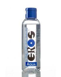 Eros Aqua Waterbased Lubricant - 100 ml Bottle